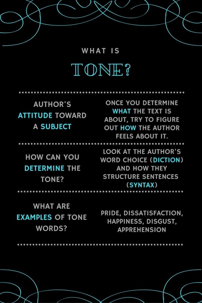 teaching tone